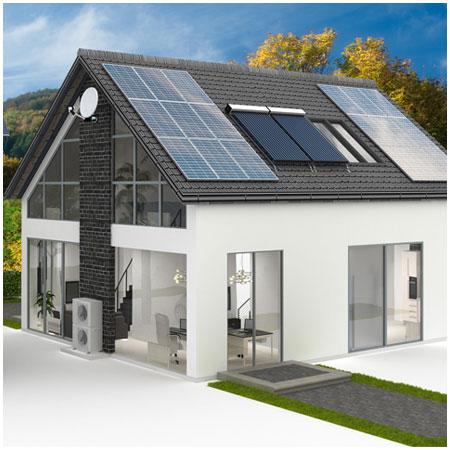 Pourquoi construire une maison bioclimatique ventana blog - Construire une maison jumelee ...