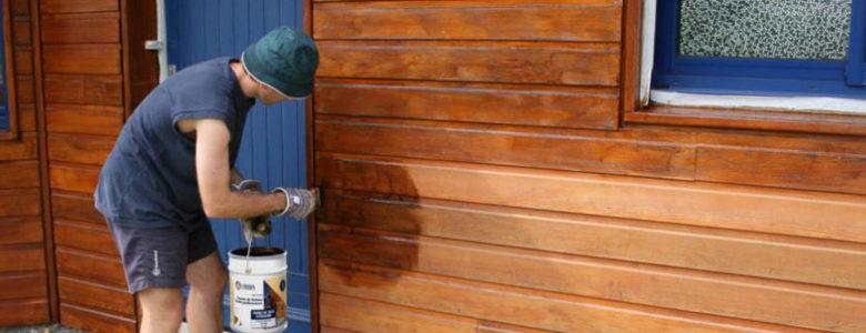 chalet en bois